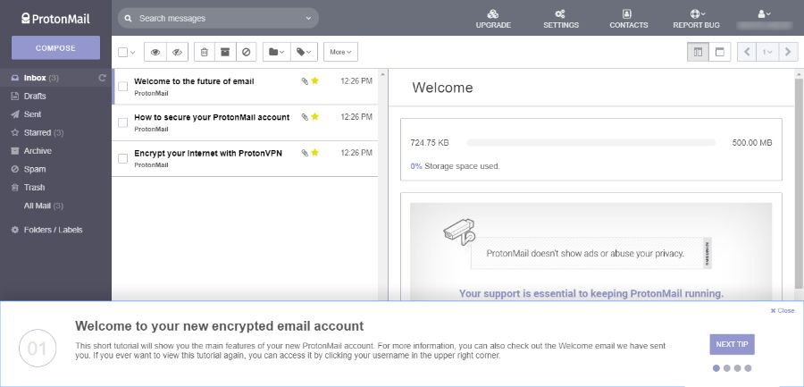 Most Secure Email Clients for Mac